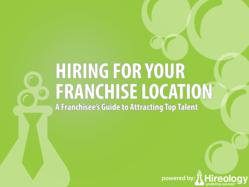 franchisee hiring